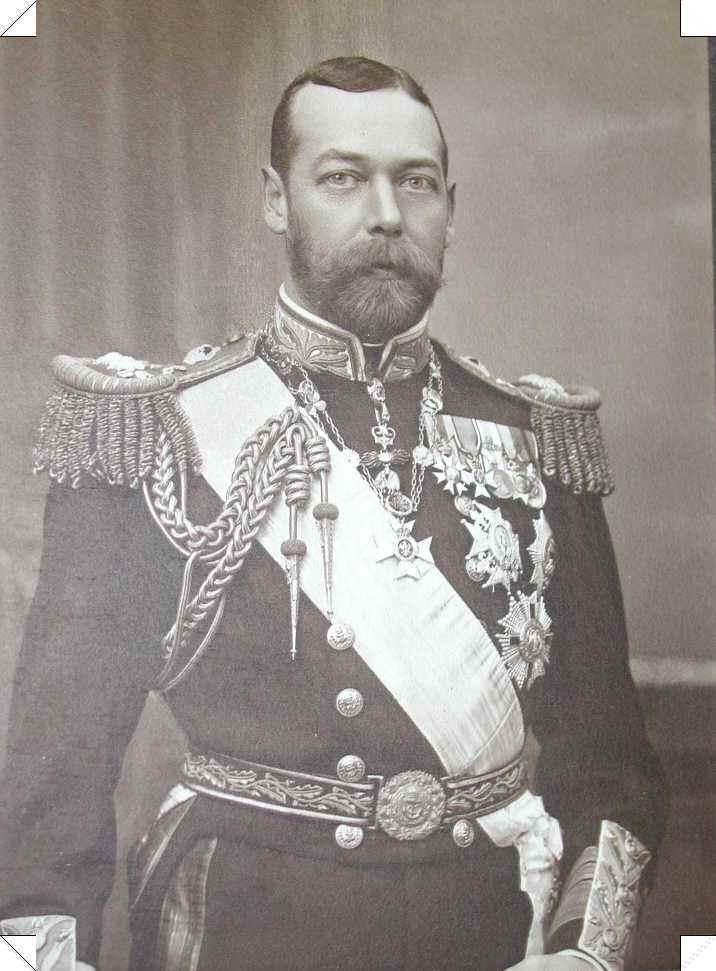 George V of Britain