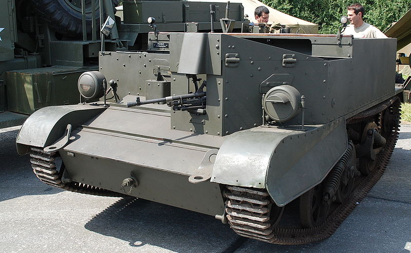 Bren-gun carrier