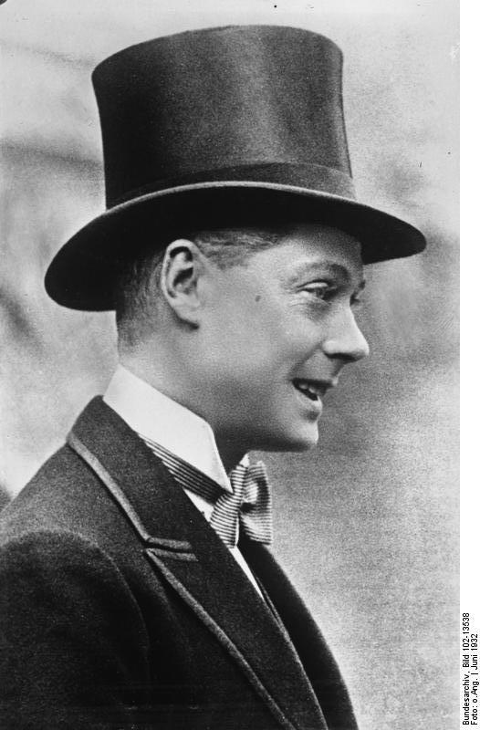 Edward VIII of Britain