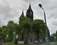 Kościół Trójcy Przenajświętszej w Kochłowicach