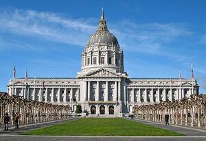 800px-San Francisco City Hall 2