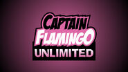 Captain Flamingo Unlimited Logo