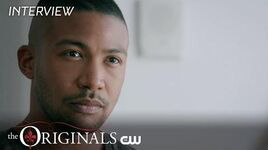 The Originals Season 5 - Charles Michael Davis Interview The CW