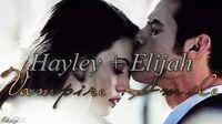 ► Hayley Elijah Vampire Smile