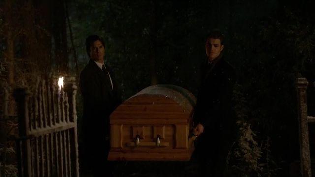 Pogrzeb Lily