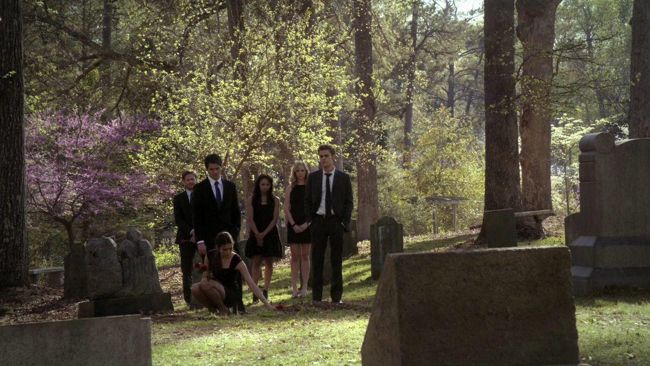 Pogrzeb Jenny i Johna