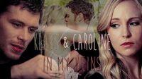 Klaus & Caroline - In My Veins (Tribute)