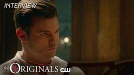 The Originals Season 5 - Daniel Gillies Interview The CW