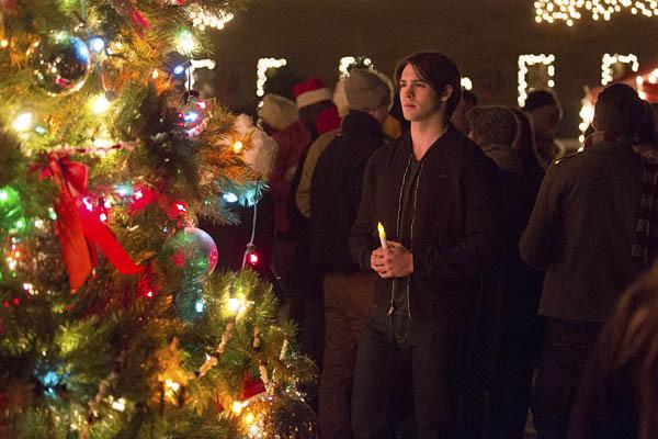 Uroczystości Bożonarodzeniowe w Mystic Falls