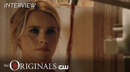 The Originals Season 5 - Claire Holt Interview The CW