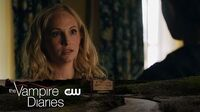 The Vampire Diaries Detoured on Some Random Backwoods Path to Hell Scene The CW