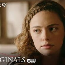 The Originals Season 5 - Danielle Rose Russell Interview The CW