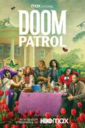 Doom Patrol 001
