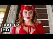 WandaVision Official Trailer (2020) Marvel TV Series HD