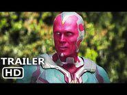 WANDAVISION Official Trailer 2 (2021)