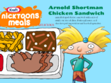 Arnold Shortman Chicken Sandwich