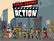 Total Drama Action Alternate Cast Pic
