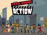 Total Drama Action Ham Pizza