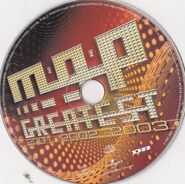 De unges melodi grand prix CD