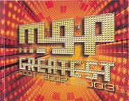 De unges melodi grand prix greatest 2001 2002 2003