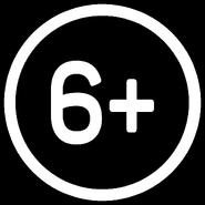 Возрастной знак 6+ (AzTV (Азербайджан), 2020-н.в.)