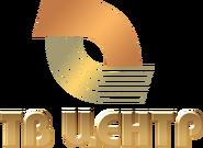ТВ Центр 1 (золотистый, с надписью) (заставочный)