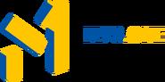 Муz.One (М1 Украина, 2001-2003) (2 вариант, жёлто-синий)