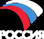 Россия 6 (белые буквы вертикаль)