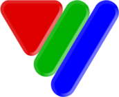 Второй логотип телеканала УТ-1 эфирный