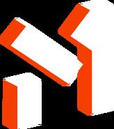 М1 (Украина) (2001-2003, заставочный, 2 вариант)