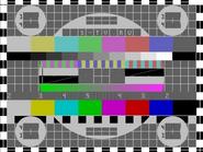 Настроечная таблица Пятый канал (2004-2014)