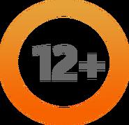 Возрастной знак 12+ (Россия-1, 2012)