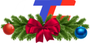 ОТС новогодний лого 2000-2007