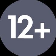 Возрастное ограничение 12+ (Первый канал, 2012-2013)