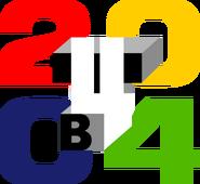 ТВ Центр (новогодний, 2003-2004)