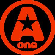 A-One (Ukraine) (2-nd logo, red)