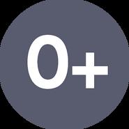 Возрастное ограничение 0+ (Первый канал, 2012-2013)