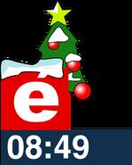 Ера (2009-2010, новорiчний, з годиннами)