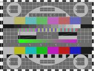 Настроечная таблица Пятый канал (1992-2000)