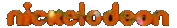 Nickelodeon Новогодний логотип (2011-2012)
