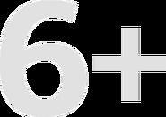 Возрастный знак 6+ (Че, 2018)