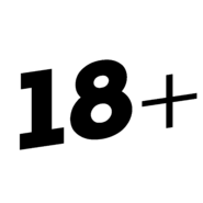Возрастное ограничение 18+ (Пятница, с 2013)