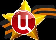 Логотип на 9 мая (ТВЦентр, 9.05.2013)