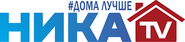 Logo home nika tv