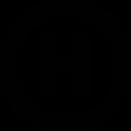 Новий канал (первый логотип черного цвета)