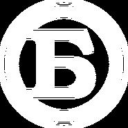 Русский Бестселлер (белый логотип)