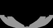 Украинская программа ЦТ СССР (1974-1991, чёрные буквы, чёрно-белый)
