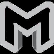 Мега логотип (прозрачный)