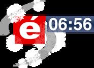 Эра (2011-2012, новогодний, с часовой)