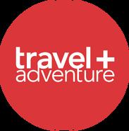 Логотип Travel+Adventure